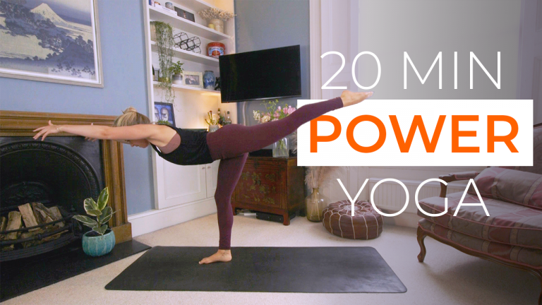 20 Min Power Yoga Flow
