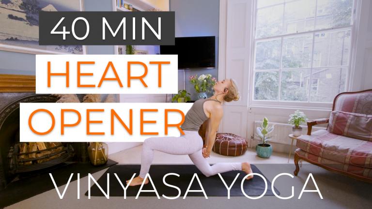 40 Minute Heart Opener