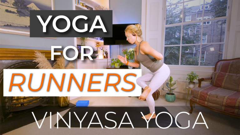 20 Minute Yoga for Runners (Post Run Stretch)