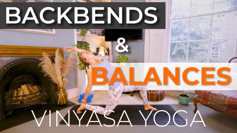 Backbends and Balances