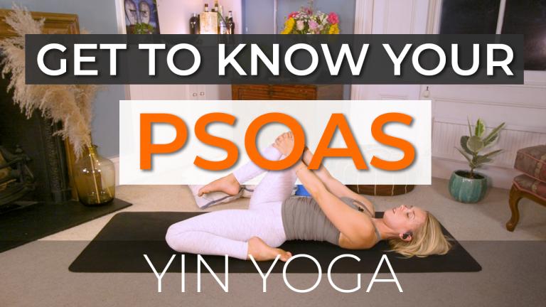Get to know the Psoas
