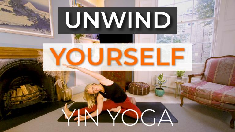 Unwind Yourself (Upper Body Twists)