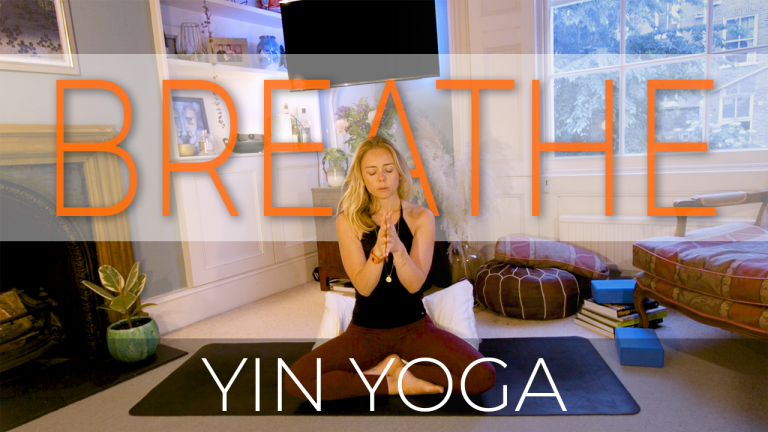 Breathe (Yin for a troubled time)
