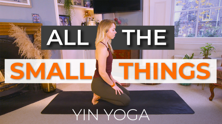 All the small things (Yoga for the fingers, hands, feet, and toes)