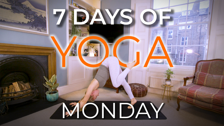 7 Days of Yoga – Monday Fluid Flow