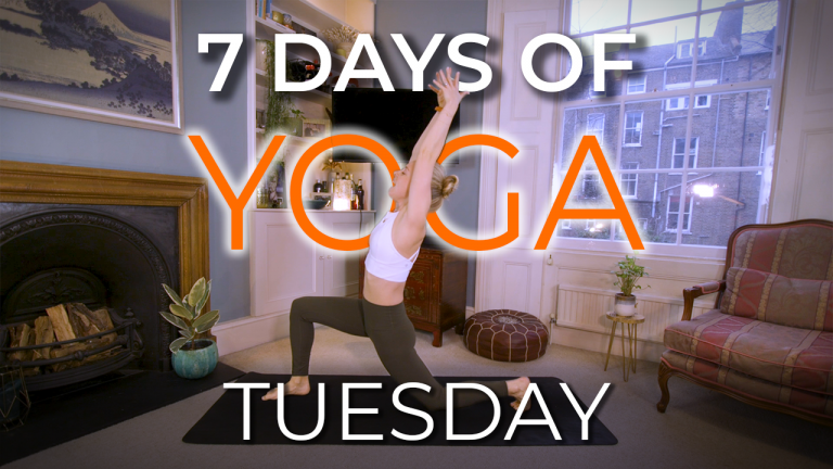7 Days of Yoga – Tuesday Fireblast