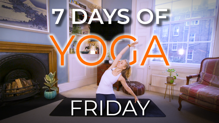 7 Days of Yoga – Friday Chillouts
