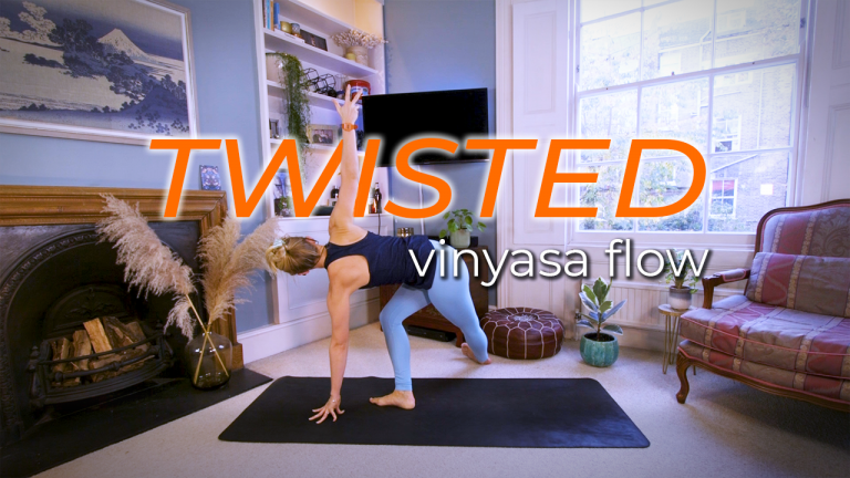 Twisted (Yoga for Twists)