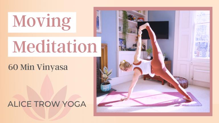 Moving Meditation (Vinyasa Flow)